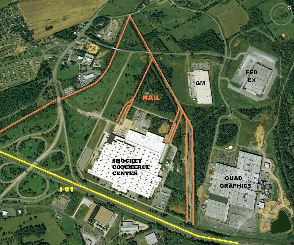 Photo of Shockey Commerce Center Lots
