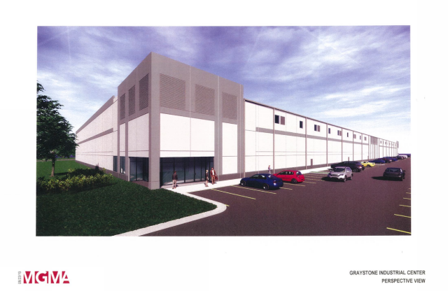 New Warehouses Being Built In Winchester, VA