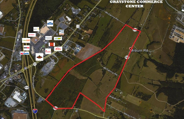 Graystone Office & Industrial Park