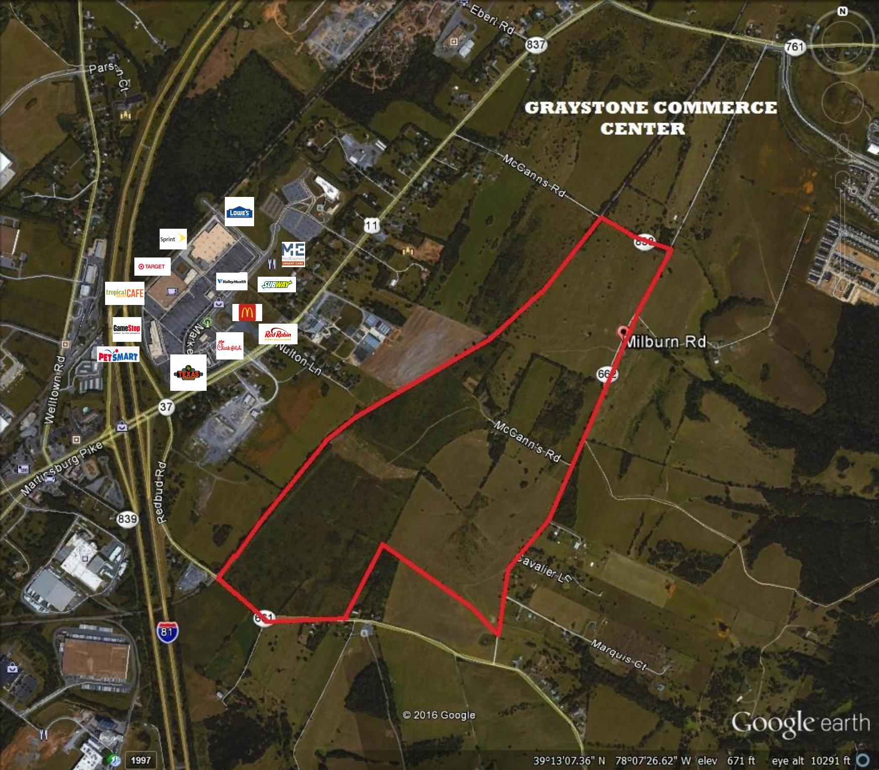 Photo of Graystone Office & Industrial Park