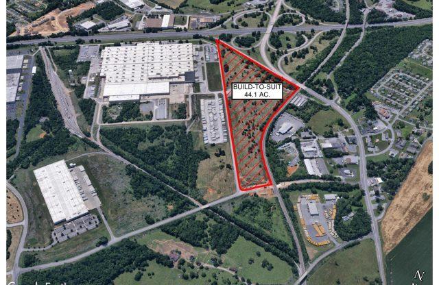 Shockey Commerce Center Development Sites